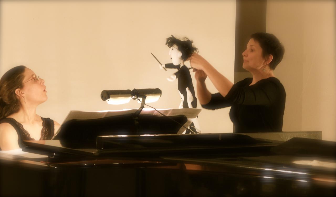 petit chef sur piano