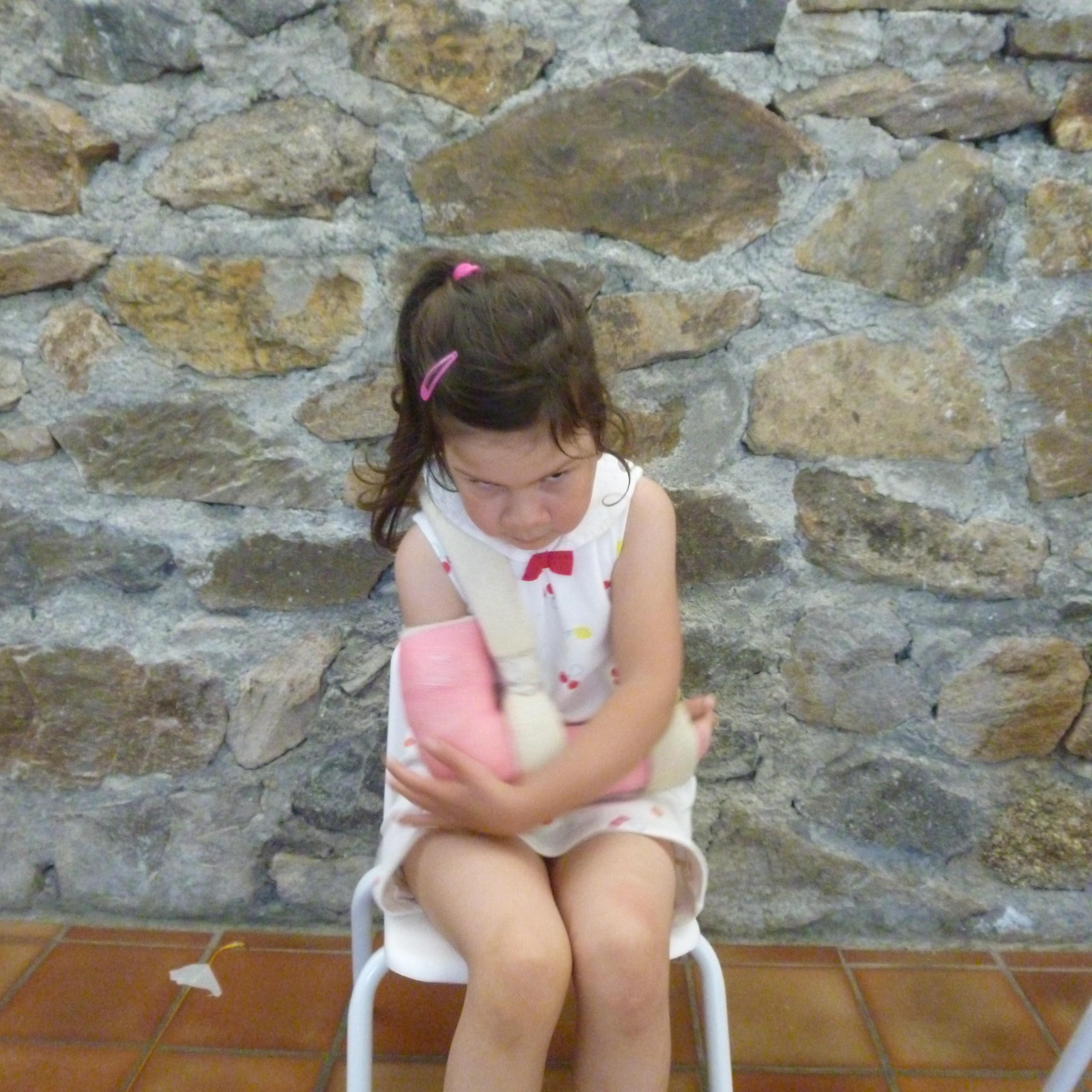 Statue d'émotion 3-6 ans