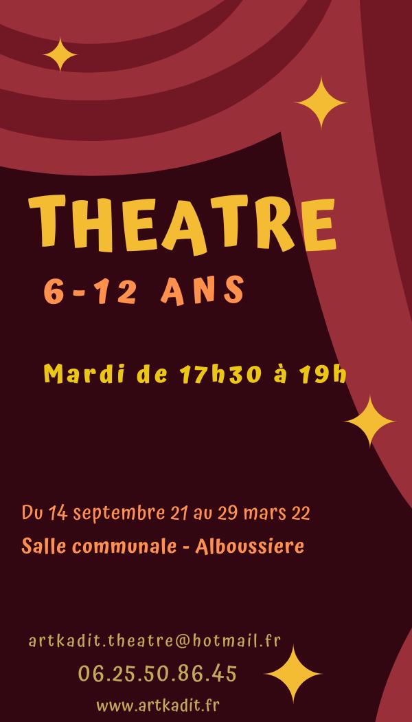 Atelier the a tre 2021 22