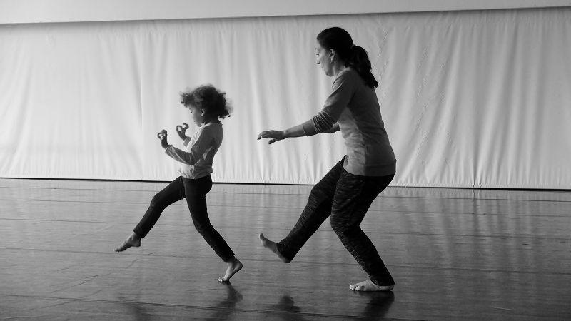 Atelier theatre parents enf
