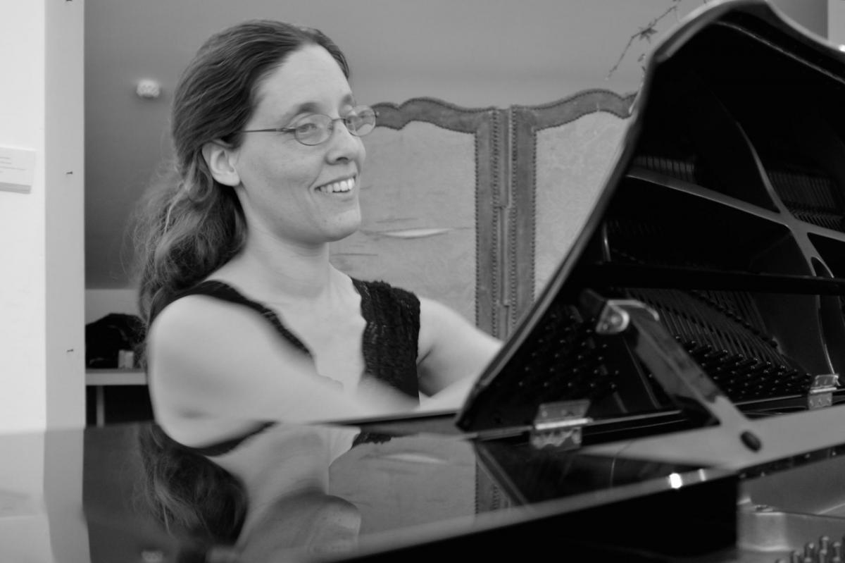 Linda pianiste