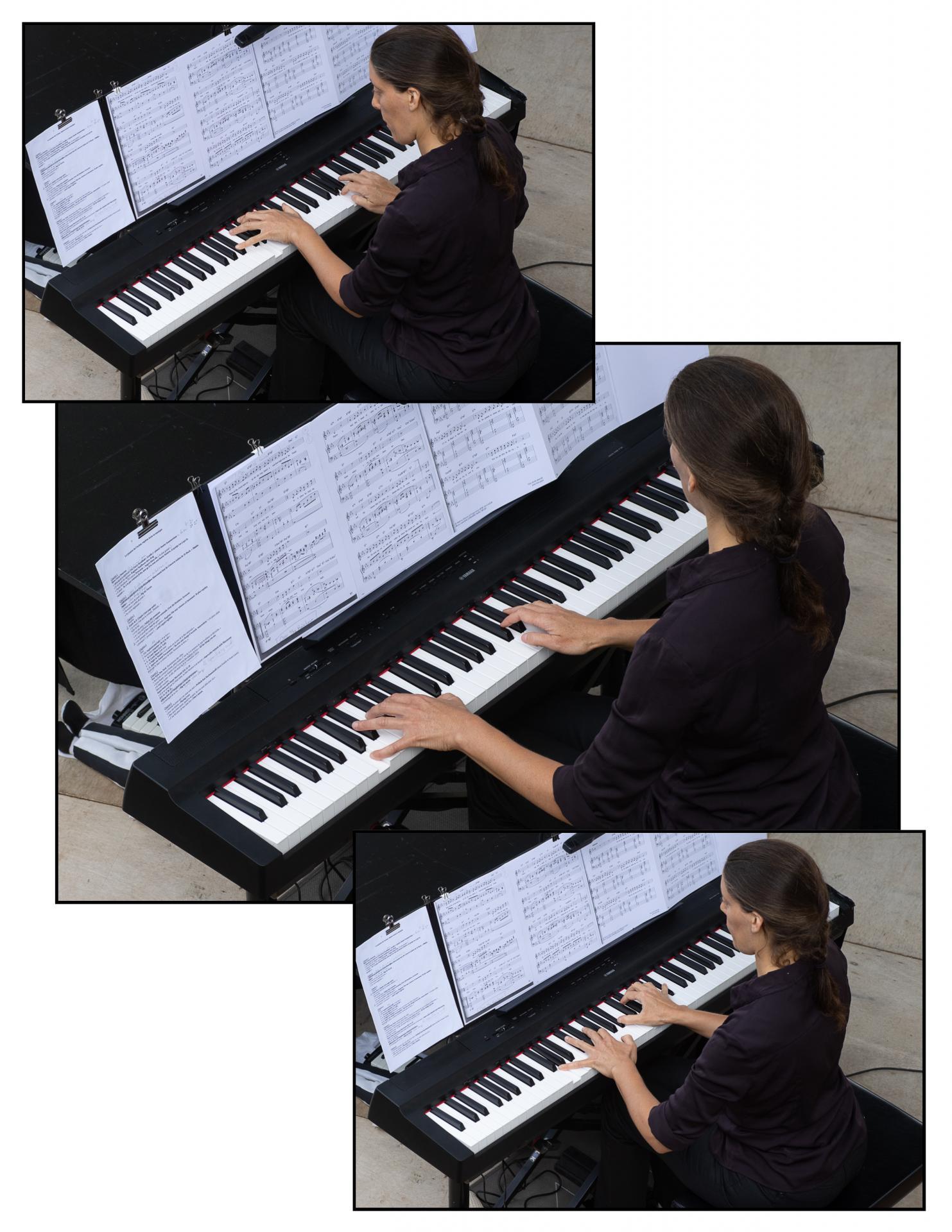 Triptyque piano